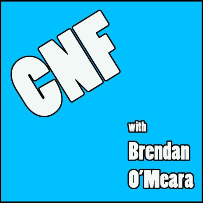 The Creative Nonfiction Podcast - CNF Pod logo