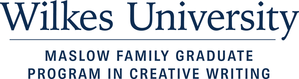 Wilkes University Maslow Family Graduate Program in Creative Writing logo