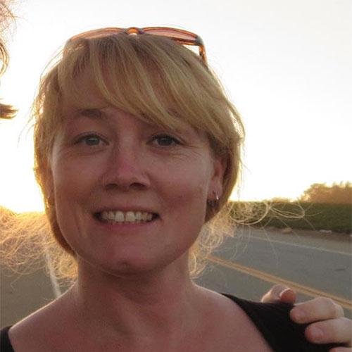 Headshot of AmyJune Hineline