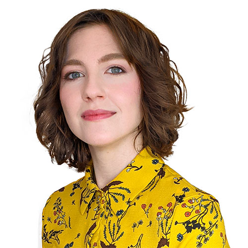 Headshot of Annie Tudora