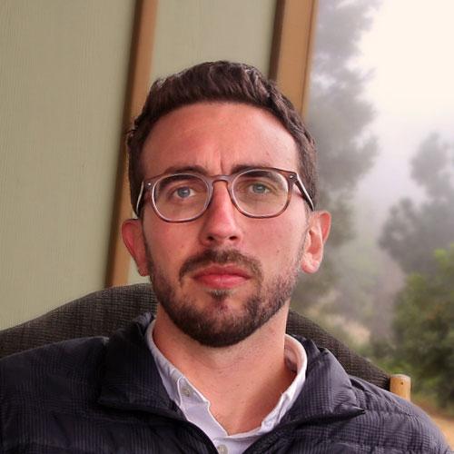 Headshot of Blake Bertuccelli