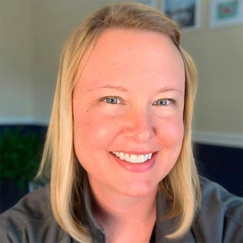 Headshot of Carie Fisher