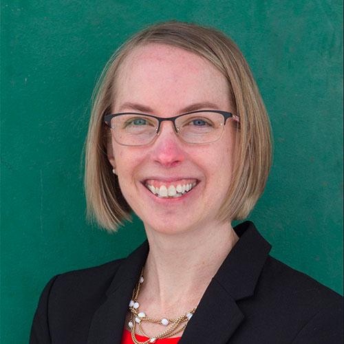 Headshot of Cheryl Bowker, Ph.D.