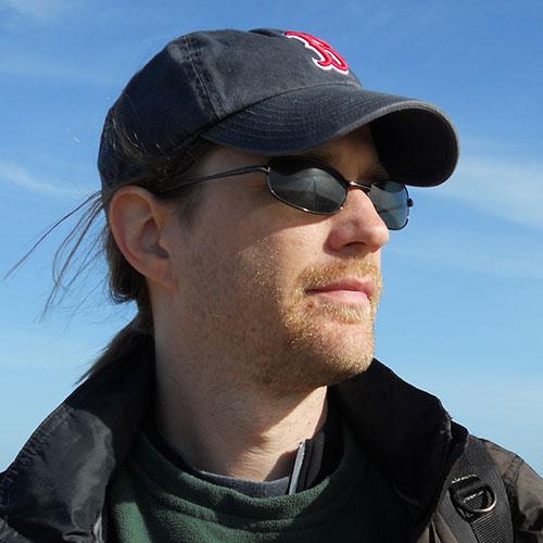 Headshot of Jonathan Williams