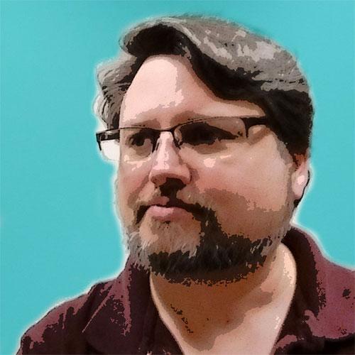 Headshot of Martin Yoakum