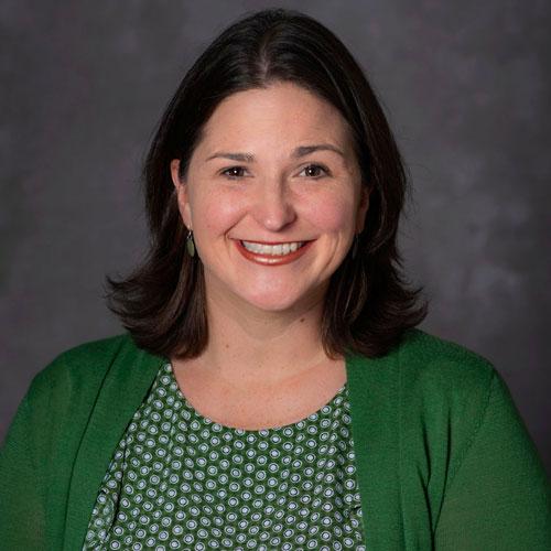 Headshot of Melissa Lesica