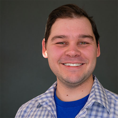 Headshot of Michael Miles