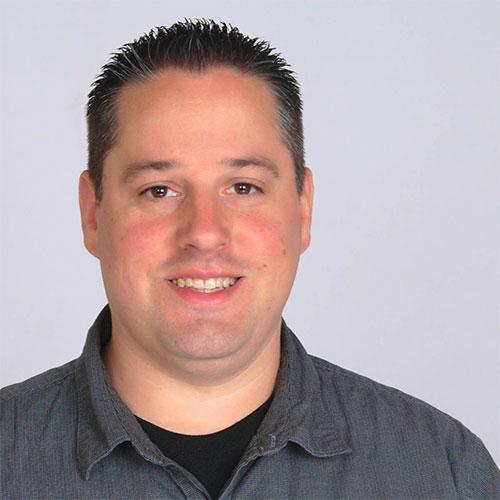 Headshot of Steve Jones