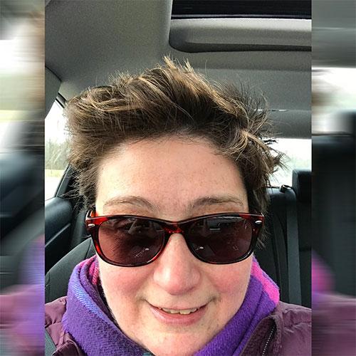 Headshot of Vicky Tosh-Morelli