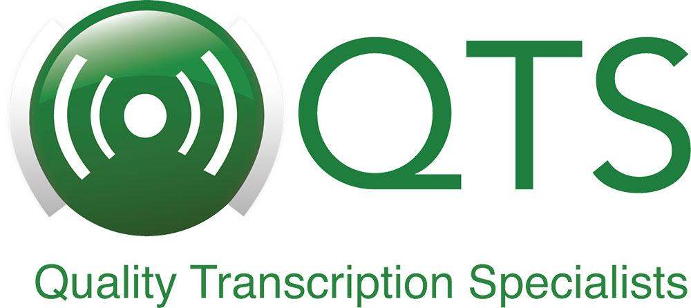 QTS (Quality Transcription Specialists, LLC) logo